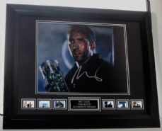 "A714NC NICOLAS CAGE - ""THE ROCK"" SIGNED"